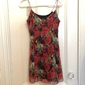 Vintage Kenar Studio Mini Dress